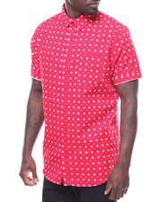 Buyers Picks - Star Print SS Buttondown-2238611