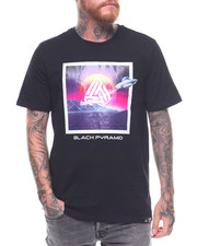 Black Pyramid - Pyramid UFO Tee-2238878
