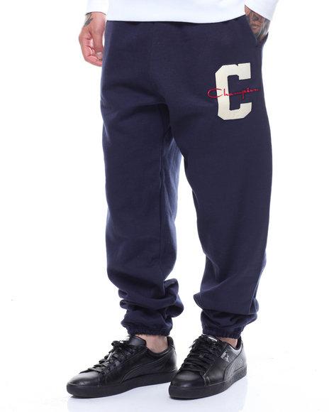 Champion - Reverse Weave Pant Pocket Large C And Script