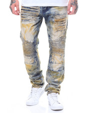 Cyber Monday Deals - TINT DISTRESSED MOTO JEAN-2238943