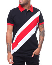 Buyers Picks - ASYMMETRICAL STRIPE POLO-2239394