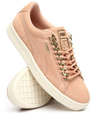 Women - Suede Classic X Chain Sneakers-2239212