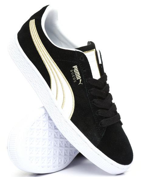 Buy Suede Varsity Sneakers Women s Footwear from Puma. Find Puma ... 09a38e834