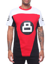 Buyers Picks - 8 BALL COLOR BLOCK TEE-2239425
