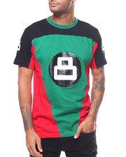 Buyers Picks - 8 BALL COLOR BLOCK TEE-2239431