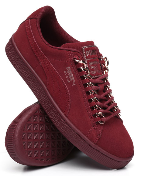 058f2c95f36586 Buy Suede Classic X Chain Sneakers Women s Footwear from Puma. Find ...