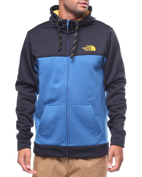 The North Face - Surgent Bloc F/Z Hoodie 2.0
