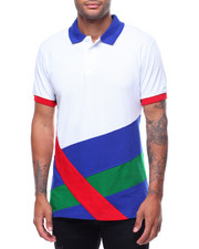 Buyers Picks - DIVIDED STREAK POLO-2239414