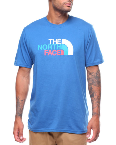 The North Face - S/S CLIMB ON HALF DOME TEE
