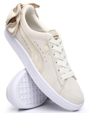 Puma - Suede Bow Varsity Sneakers-2239292