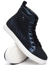 LADY COUTURE - New York Hi Top Sneakers-2239186