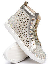 LADY COUTURE - New York High Top Sneakers-2238759