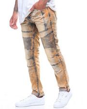 Jeans & Pants - GOLD STRETCH MOTO JEANS-2239592