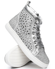 LADY COUTURE - New York High Top Sneakers-2238753