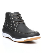 Shoes - Bow 01 Mid Top Chukka Boat Shoes -2239376