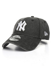 Dad Hats - 9Twenty New York Yankees Rugged Heather Snapback Cap-2238517