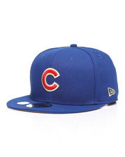 New Era - 9Fifty Chicago Cubs Tribute Flip 3X Champs Snapback Hat-2238514