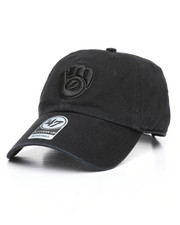 Dad Hats - Milwaukee Brewers Clean Up Strapback Hat-2238942