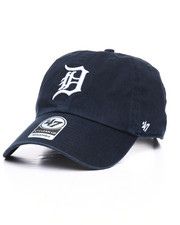 '47 - Detroit Tigers Home Clean Up 47 Strapback Cap-2011848