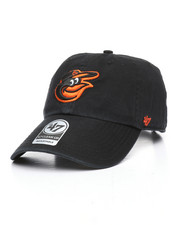 Dad Hats - Baltimore Orioles Clean Up Strapback Hat-2238803