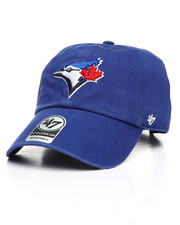 Dad Hats - Toronto Blue Jays Clean Up 47 Strapback Cap-2024249