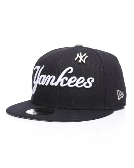 b1b2c9f934a Buy 9Fifty New York Yankees Pinned Snapback Hat Men s Hats from New ...