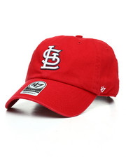 Dad Hats - St. Louis Cardinals Clean Up Strapback Hat-2238804