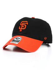 Dad Hats - San Francisco Giants Alternate Clean Up 47 Strapback Cap-2054916