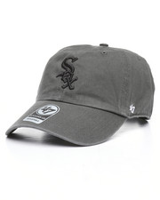 Dad Hats - Boston White Sox Clean Up Strapback Hat-2239501