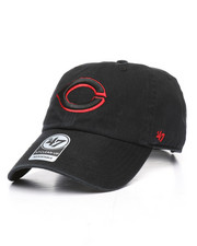 Dad Hats - Cincinnati Reds Clean Up Strapback Hat-2239029