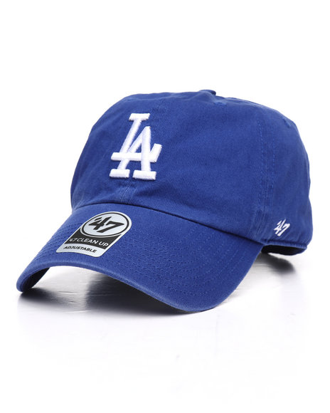 '47 - Los Angeles Dodgers Clean Up Strapback Cap
