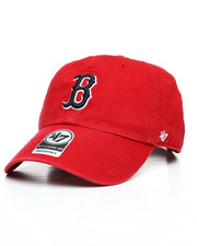 Dad Hats - Boston Red Sox Clean Up 47 Strapback Cap-2024244