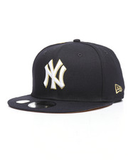NBA, MLB, NFL Gear - 9Fifty New York Yankees Tribute Flip 3X Champs Snapback Hat -2238515