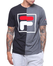 T-Shirts - HUNTER SPLICE TEE-2240024