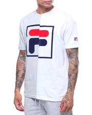 T-Shirts - HUNTER SPLICE TEE-2240042