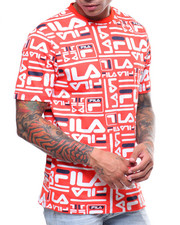 T-Shirts - CHARLIE ALL OVER PRINT TEE-2240058