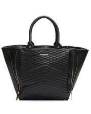 Women - Quilted Zipper Tote-2239236