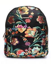 Rampage - Floral Brocade Mini Backpack-2239367