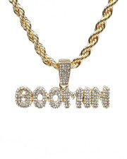 Jewelry & Watches - Boomin Bubble Chain Necklace-2239288
