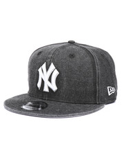 NBA, MLB, NFL Gear - 9Fifty New York Yankees Rugged Heather Snapback Hat-2240253