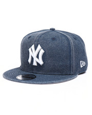 Hats - 9Fifty New York Yankees Rugged Heather Snapback Hat-2240255