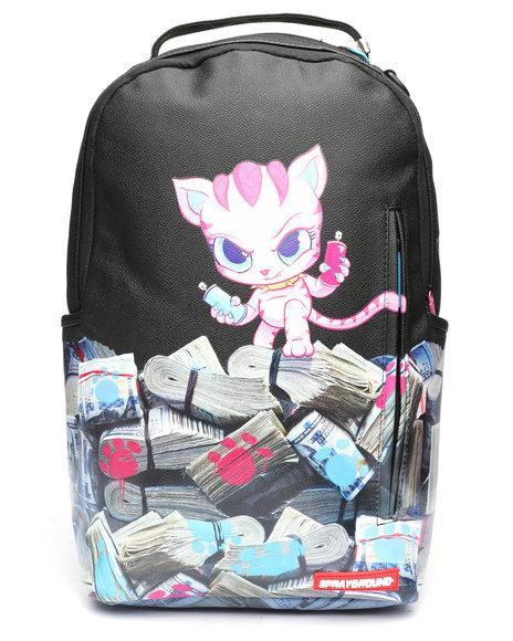 Sprayground - Kitten Money Backpack (Unisex)