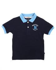 Boys - Nautica Cod Polo (4-7)-2239853