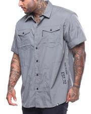 Men - S/S Truth Seeker Shirt (B&T)-2240132