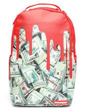 Men - Money Drips Backpack (Unisex)-2240211