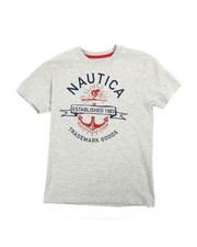 Nautica - Established Tee (8-20)-2240137