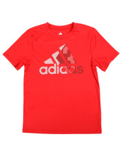 Boys - Badge Of Sport Tee (8-20)-2238503