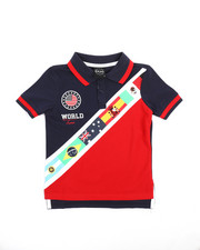 Boys - World Team Polo (4-7)-2238265