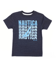 Boys - Nautica Graphic Print Tee (4-7X)-2240012