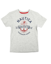Nautica - Established Tee (4-7X)-2240127